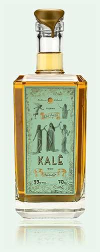 1 Bottle of Kalê